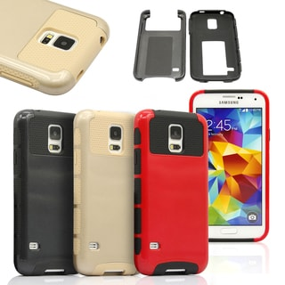 Gearonic Impact Rugged Hard Case for Samsung Galaxy SV S5 i9600