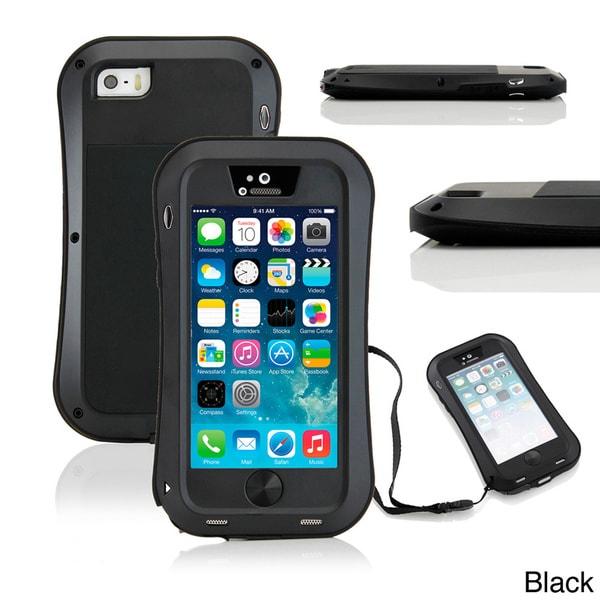 Gearonic Waterproof Dirt-proof Aluminum iPhone Case