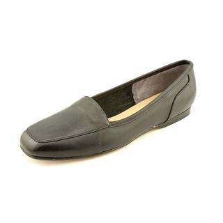 Enzo Angiolini Women's 'Liberty' Leather Casual Shoes - Wide (Size 9 )