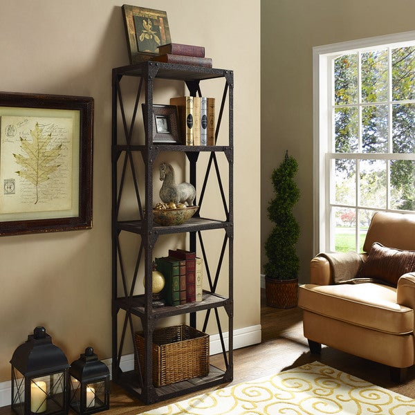 Stave Stand in Brown