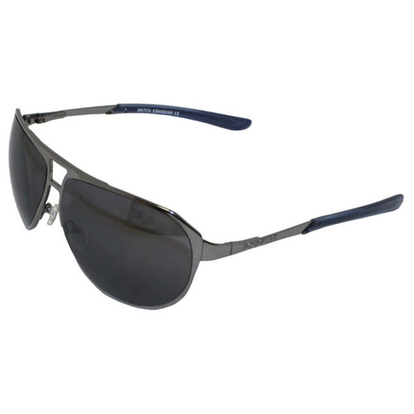 Bobster Snitch Street Series Gun Metal Frm Smokd Mirror Lens