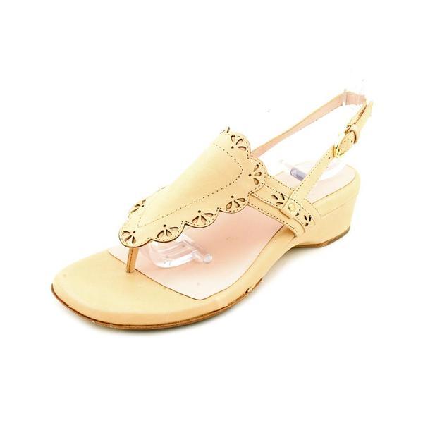 Taryn Rose Women's 'Kingston' Nubuck Sandals