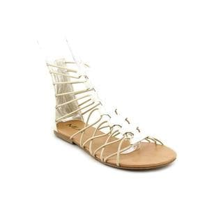 Mia Women's 'Lisa' Basic Textile Sandals