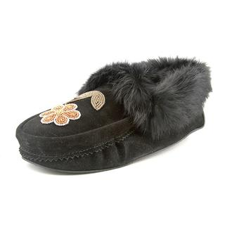 Manitobah Men's 'Metis Mocs' Regular Suede Casual Shoes