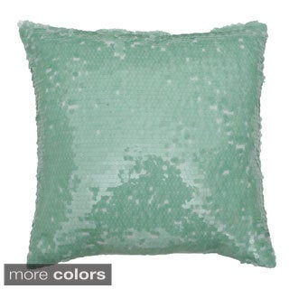 Laguna Sequin Square Throw Pillow