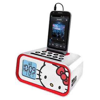 Hello Kitty iPod Alarm Clock