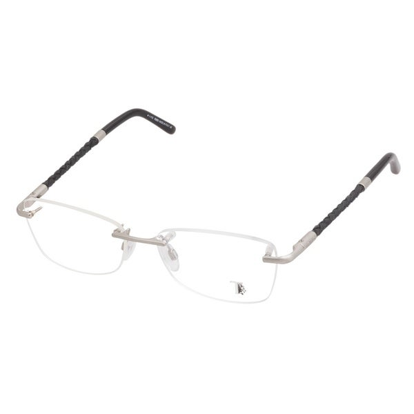 Tods 5055 017 Gunmetal Prescription Eyeglasses
