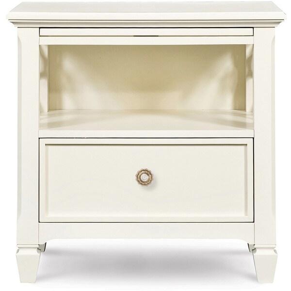 Cameron 1-drawer Open Nightstand