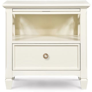 Cameron 1-drawer Open Nightstand