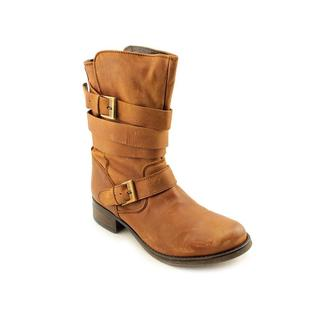 Steve Madden Women's 'Brewzzer' Leather Boots