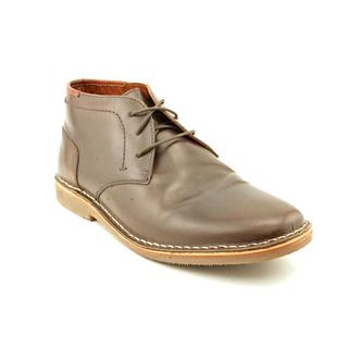 Steve Madden Men's 'Hestonn' Leather Boots (Size 11.5 )