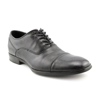 Calvin Klein Men's 'Carlton' Leather Dress Shoes (Size 7.5 )