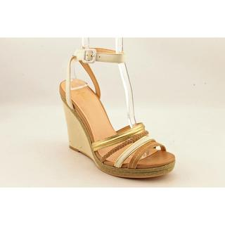 Cole Haan Women's 'Nassau Wedge' Leather Sandals (Size 10 )