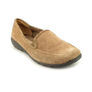 Easy Spirit Women's 'Arria' Regular Suede Casual Shoes - Narrow (Size 7 )