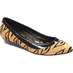 Women's BCBGeneration Alonsa Tribal Leopard Flocked Suede