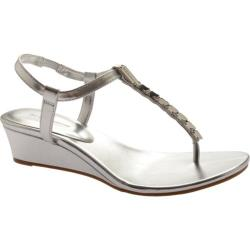 Women's BCBGeneration Jasper Silver Synthetic