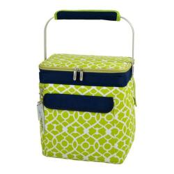 Picnic at Ascot Multi Purpose Cooler Trellis Green