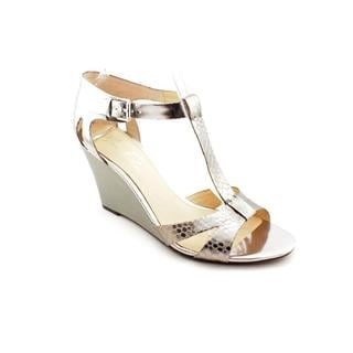 Marc Fisher Women's 'Bulan2' Synthetic Sandals (Size 7 )
