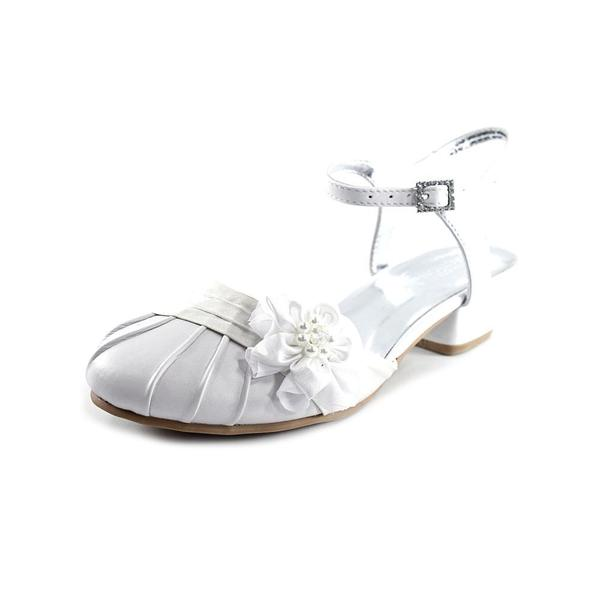 Kenneth Cole Reaction Girl (Youth) 'From The Prop' Leather Sandals