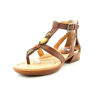 Earth Women's 'Paprika' Leather Sandals (Size 8 )