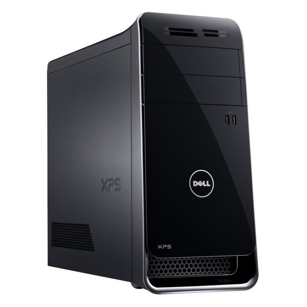Dell XPS 8700 Desktop Computer - Intel Core i7 i7-4790 3.60 GHz - Min