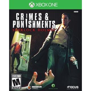 Xbox One - Crimes and Punishments: Sherlock Holmes