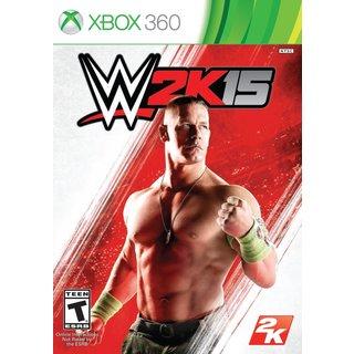 Xbox 360 - WWE 2K15