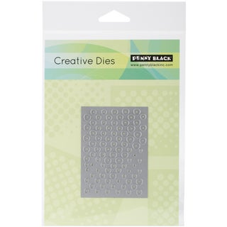 "Penny Black Creative Dies-Dots, 2.5""X3.3"""