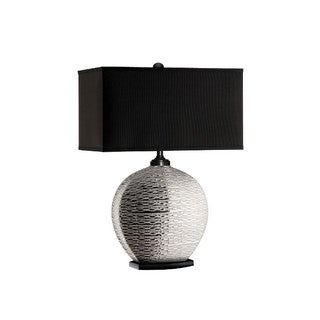 Pari Sliver Ceramic Table Lamp