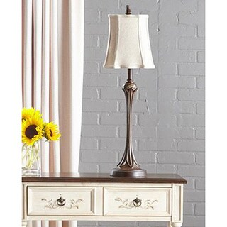 Tuscan Bronze Buffet Lamps (Set of 2)