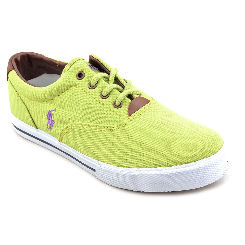 Polo Ralph Lauren Boy (Youth) 'Vaughn' Fabric Casual Shoes