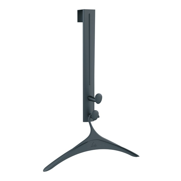 Alba Over-the-door Double Hook with Coat Hanger