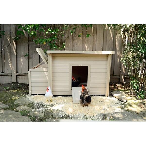 Eco-friendly ecoFLEX Fontana Chicken Barn