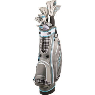 Adams Golf Ladies Speedline Plus Bag & Club Set