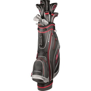 Adams Golf Speedline Plus Bag & Club Set