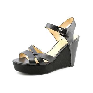 Marc Fisher Women's 'Hello' Leather Sandals