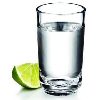 Drinique Elite 2-ounce Plastic Shot Glass (Set of 4)