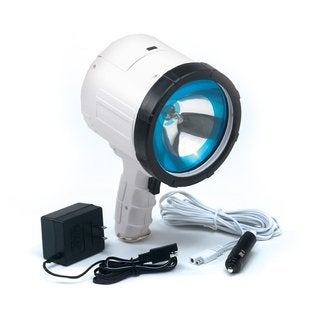 Optronics 2M CP NightBlaster Rechargeable Spotlight QR-2001