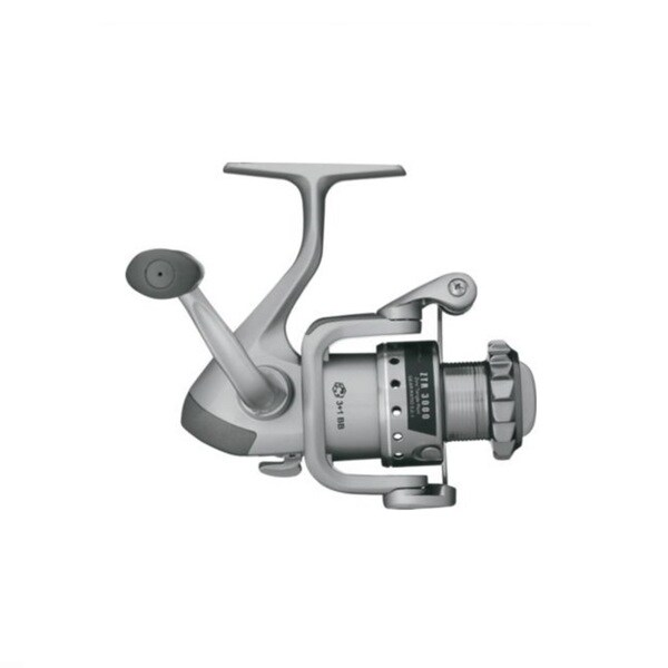 Wave Spin 4BB 5.0:1 4lb 200 Fishing Reel