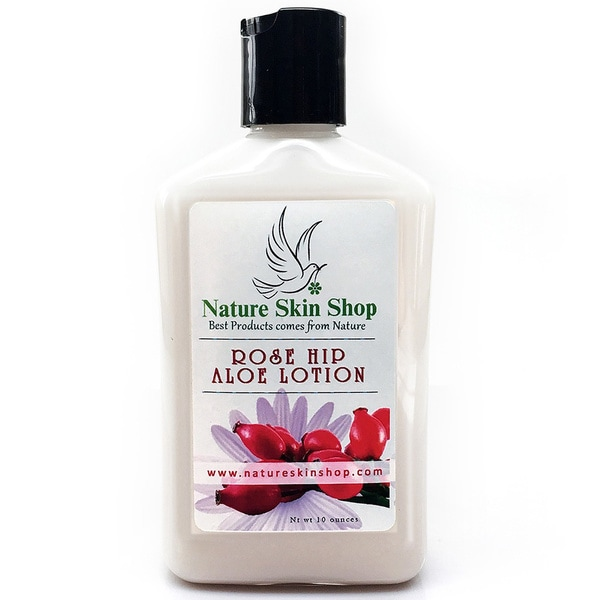 Nature Skin Shop Miracle RoseHip and Aloe 10-ounce Superstar Cream Lotion