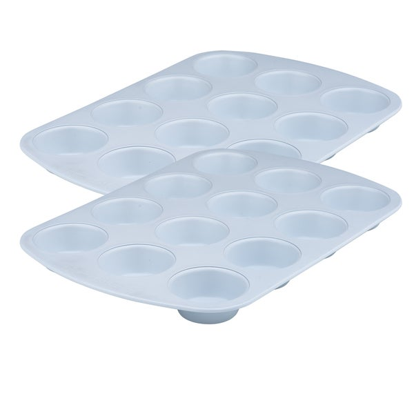 CB 12-cup Muffin Pan (Set of 2)