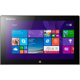 "Lenovo IdeaTab Miix 2 Tablet PC - 11.6"" - In-plane Switching (IPS) Te"