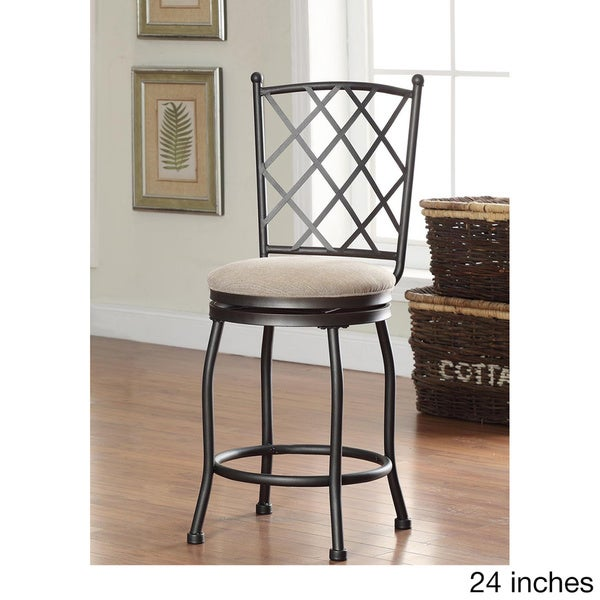 Tristan Swivel Bar Stool with Cushion 16268491  : 24 inches seat height Tristan Swivel Bar Stool with Cushion d8081aca a4da 4b99 aaac 74661fea0fbe600 from www.overstock.com size 600 x 600 jpeg 43kB