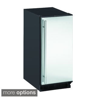 ADA 15-inch Stainless Steel Ice Maker
