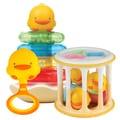 Piyo Piyo Baby and Toddler Toy Gift Set
