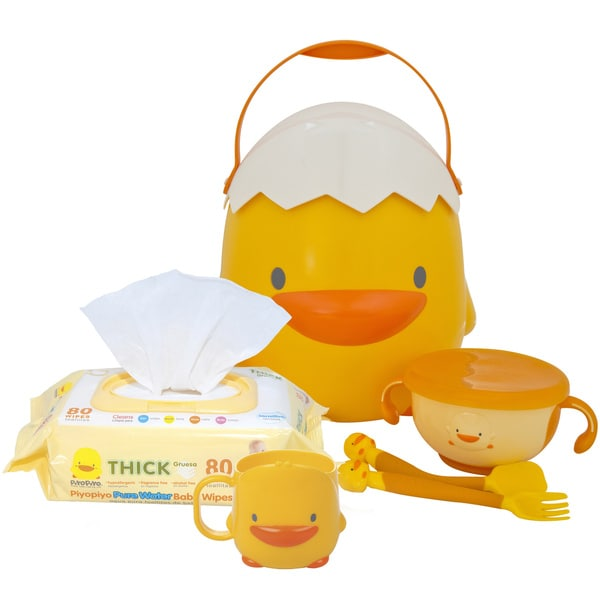 Piyo Piyo Feeding Toddler Gift Set 13032734