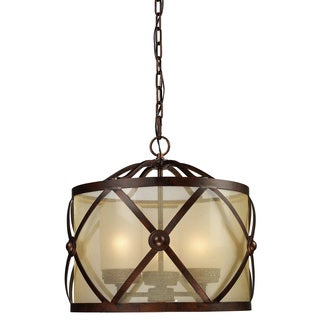 Elk Lighting 39 Diffusion 39 4 Light Oil Rubbed Bronze Chandelier 16476