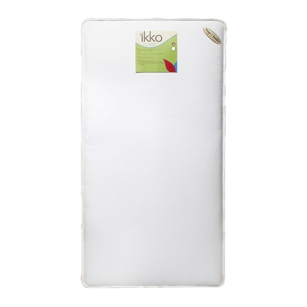 Ikko 2-in-1 Foam Crib Mattress
