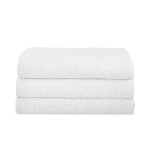 Salbakos Arsenal Turkish Cotton Bath Sheet (Set of 3)