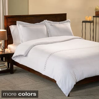 Roxbury Park Rings Baratto Pattern 3-piece Duvet Cover Set